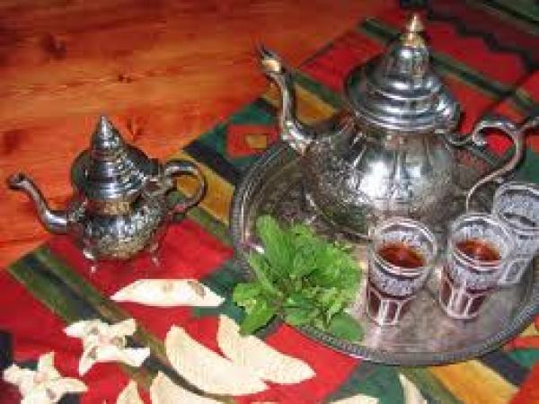 Un assemblage de thé. Photo web