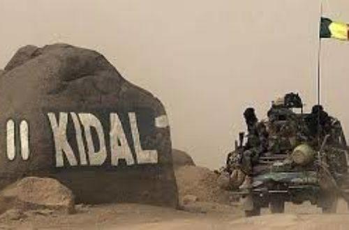 Article : On joue à cache-cache à Kidal