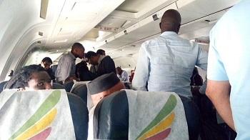 Peur- Boeing 767- Ethiopian Airlines- Dakar- Bamako