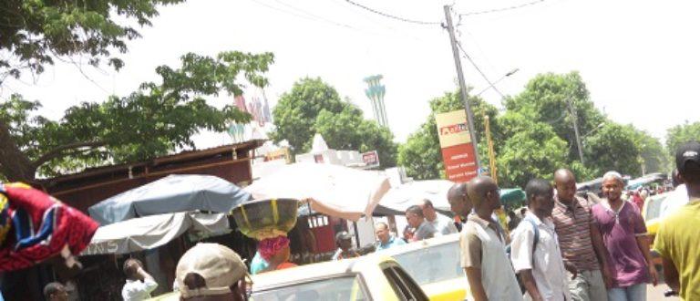 Article : Marché de Bamako: scènes ordinaires dans le grand bazar