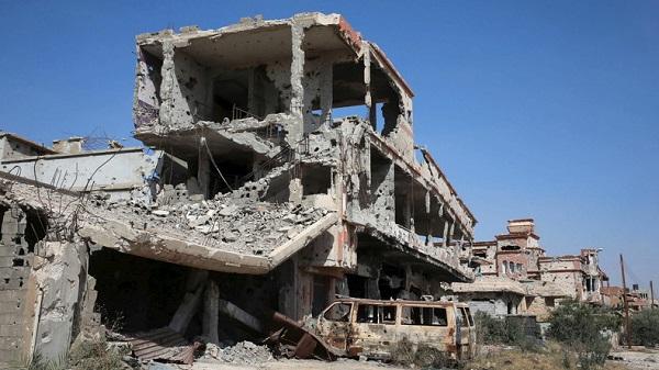 Foutez la Paix à la Libye!