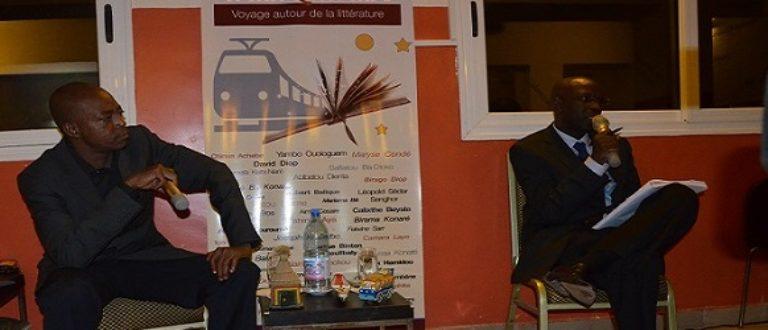 Article : « Train littéraire », première escale de la littérature africaine à Bamako
