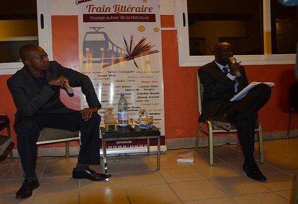 « Train littéraire », première escale de la littérature africaine à Bamako