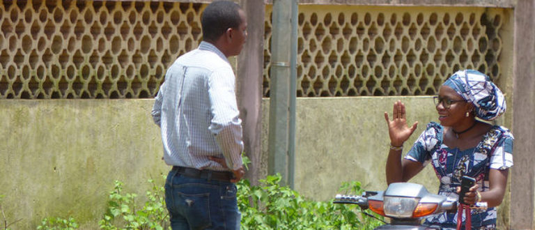 Article : La drague : l'autre visage du jeune malien